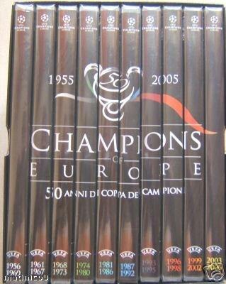 欧洲冠军杯50周年系列片