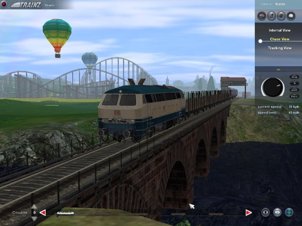 模拟火车(trainz) - 游戏图片