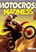 疯狂越野摩托车 海报
