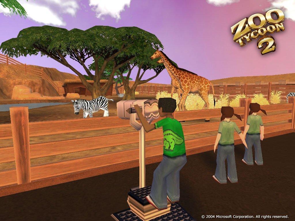 电驴大全 游戏 pc 动物园大亨2